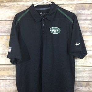 Nike On Field New York JETS Polo Shirt